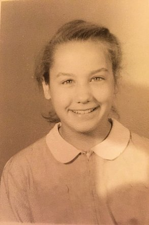 Sue, about 10