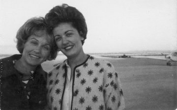 Sue and Grace, 1963
