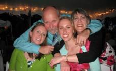 David, Theresa, Laura and Andrea