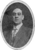George W. Applegate II (1875-1950) about 35 years old