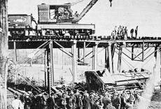 Corydon Junction train wreck, 01/19/1902