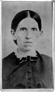 Eliza Jane Cole Patten (1829-1875)