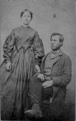 Rebecca Stubbs (1796-1839) and John Patten (1796-1863)