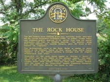Story about the Rock House, McDuffie County, GA