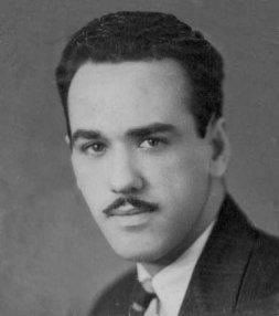 Ted Applegate (1903-1959), age 25, son of Grace Daniel Applegate