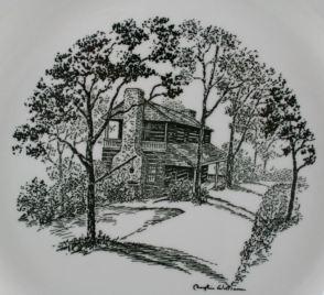 Caroline Williams sketch 1987