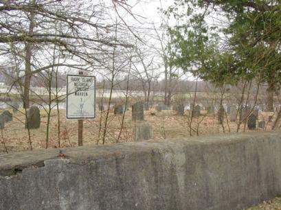 Kickemuit Cemetery, Warren, Rhode Island