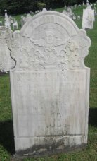 Mary Wilson Cole (1714-1794) stone