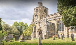 St. Dunstans Church, Cranbrook, Kent, England