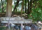 Eddy Burial Ground, Swansea, Bristol County, Massachusetts