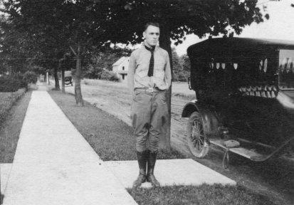 J. Carlton Daniel, about 1910